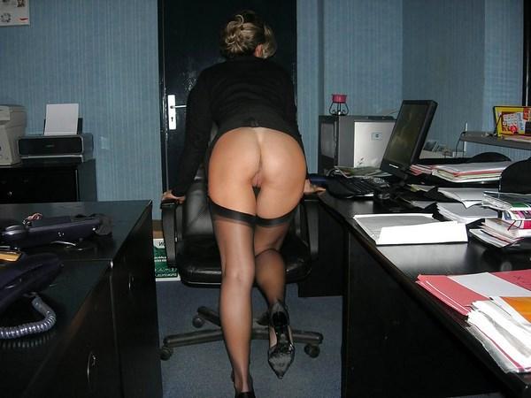 Plan cul avec une parisienne secrétaire mature